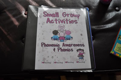 Teaching Reading with Small Groups