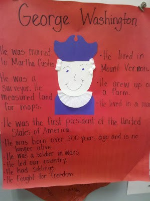 President's Day and March Poems and Songs