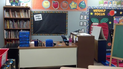 New Classroom Pictures and Pinterest Craft Night
