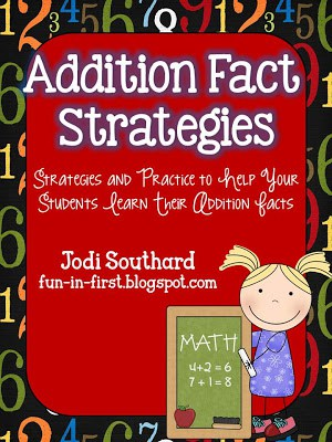 Addition Fact Strategies