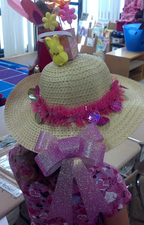 Easter Bonnets and an EGG-cellent Sale!