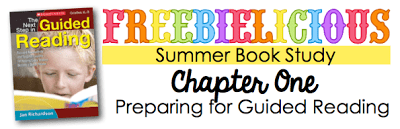 """The Next Step in Guided Reading"" Book Study"