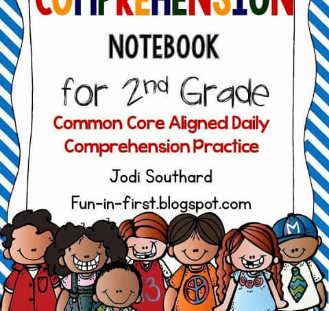 2nd Grade Comprehension Notebook