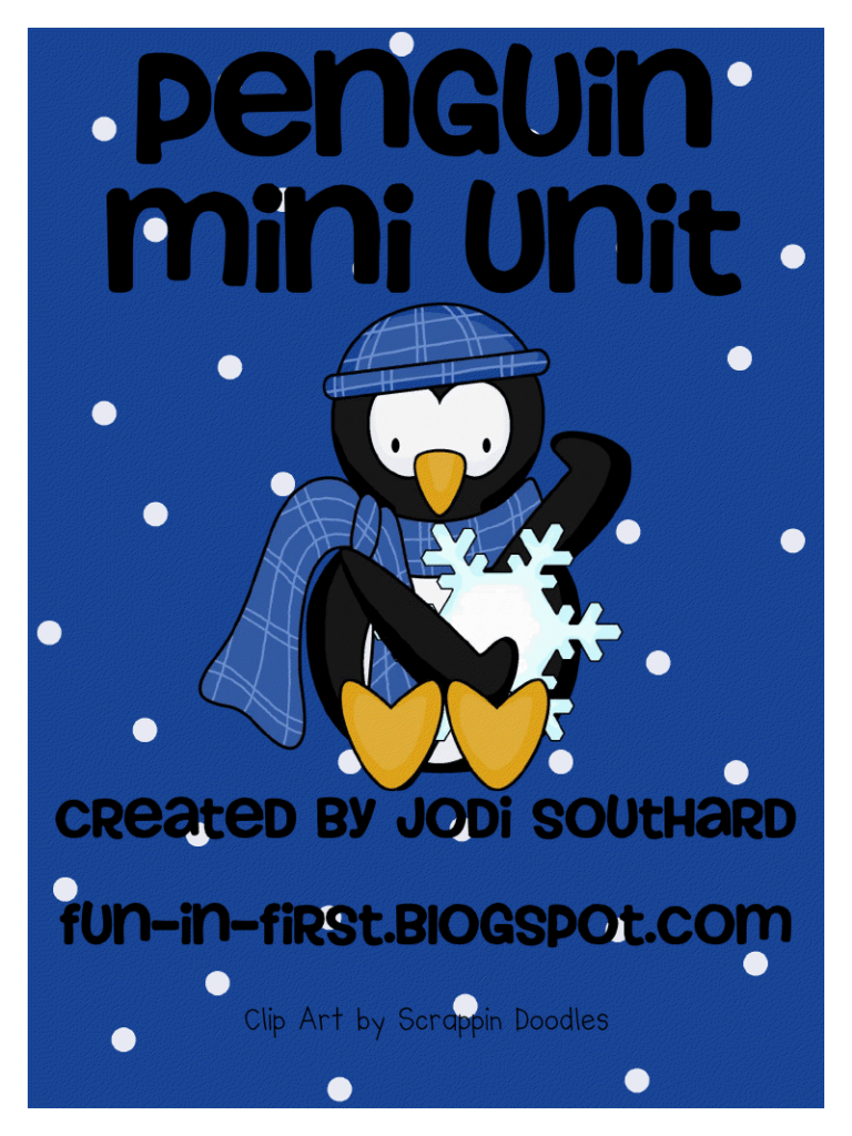 http://www.teacherspayteachers.com/Product/Penguin-Mini-Unit-190039