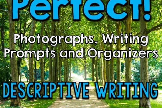 Picture Perfect Descriptive Writing