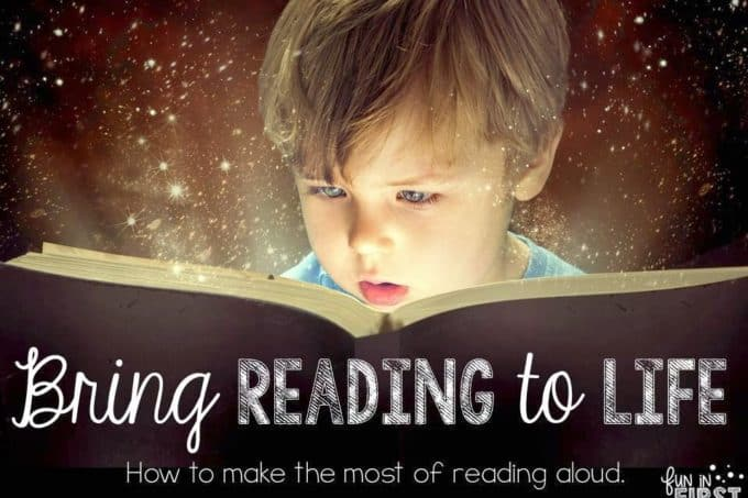 Bringing Reading to Life
