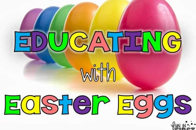 Educating with Easter Eggs