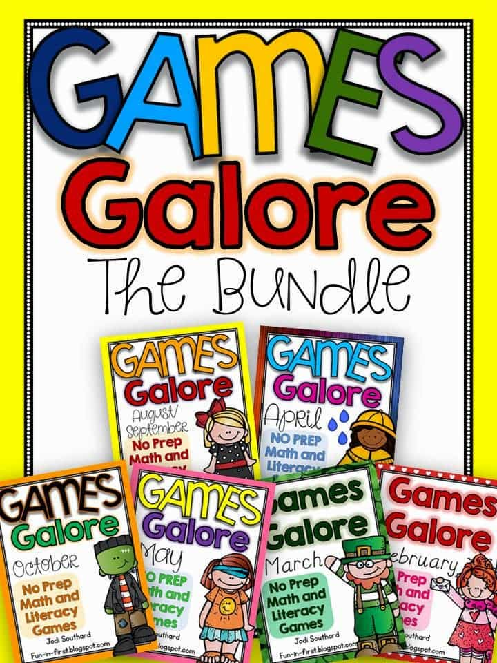 http://www.teacherspayteachers.com/Product/Games-Galore-The-Bundle-1458011
