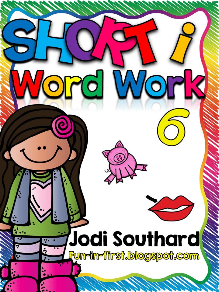http://www.teacherspayteachers.com/Product/Word-Work-with-Short-i-1420116