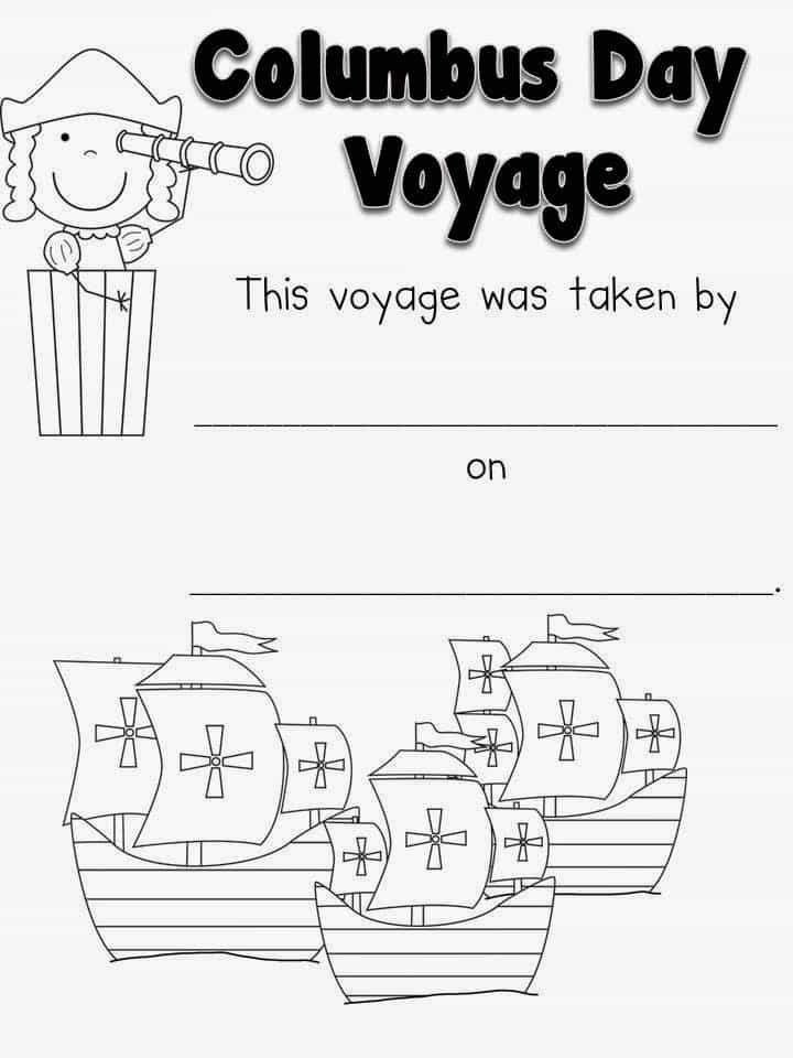 http://www.teacherspayteachers.com/Product/Columbus-Day-Voyage-357224