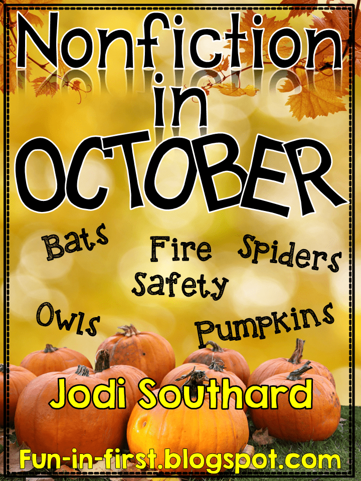 http://www.teacherspayteachers.com/Product/Nonfiction-in-October-1478159