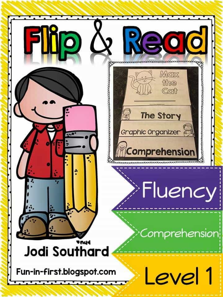 http://www.teacherspayteachers.com/Product/Flip-Reads-Level-1-1635949
