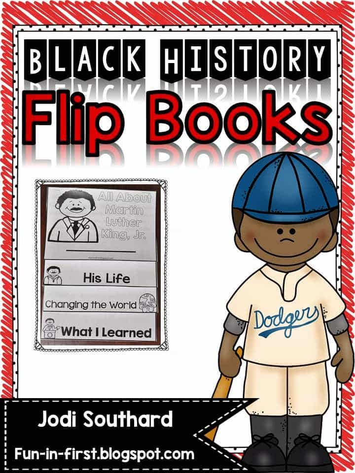 https://www.teacherspayteachers.com/Product/Black-History-Flip-Books-1689738