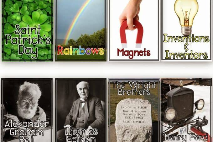 March Nonfiction & a Sale