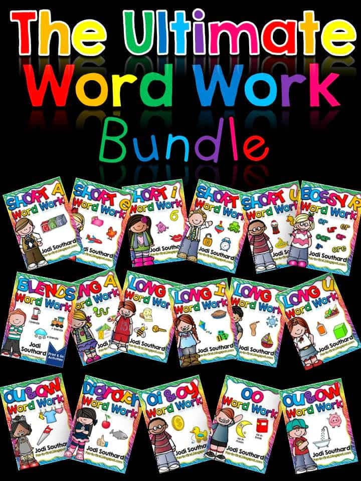 https://www.teacherspayteachers.com/Product/Word-Work-The-Ultimate-Bundle-1708984