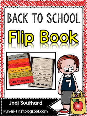 https://www.teacherspayteachers.com/Product/Back-to-School-Flip-Book-1939218