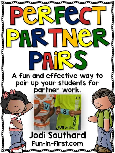 https://www.teacherspayteachers.com/Product/Perfect-Partner-Pairs-2050283