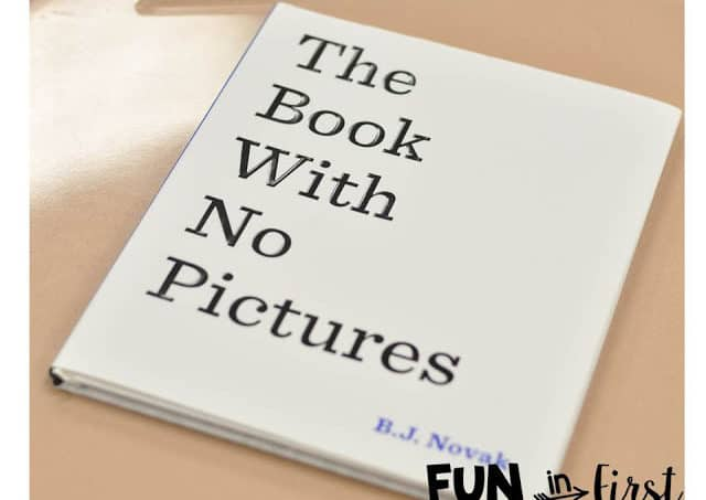 Reading Excitement with The Book With No Pictures