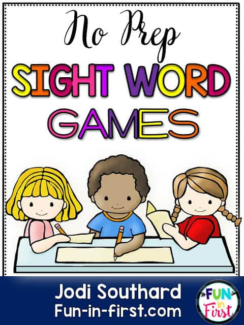 https://www.teacherspayteachers.com/Product/Sight-Word-Games-No-Prep-2062385