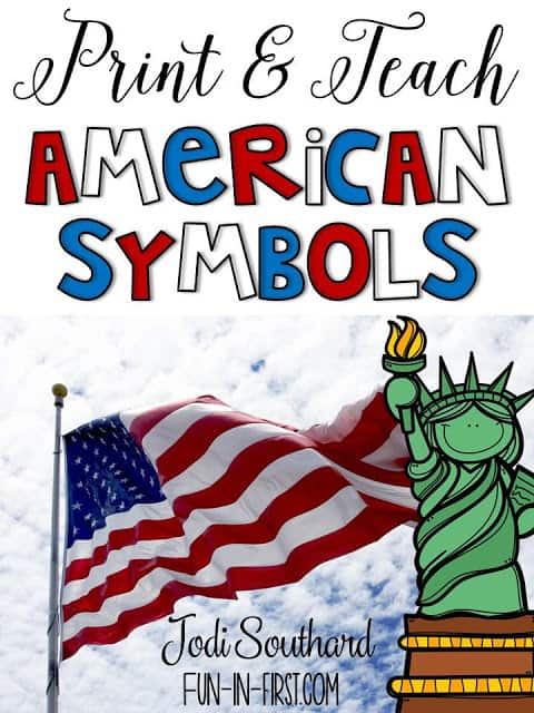https://www.teacherspayteachers.com/Product/American-Symbols-2186356