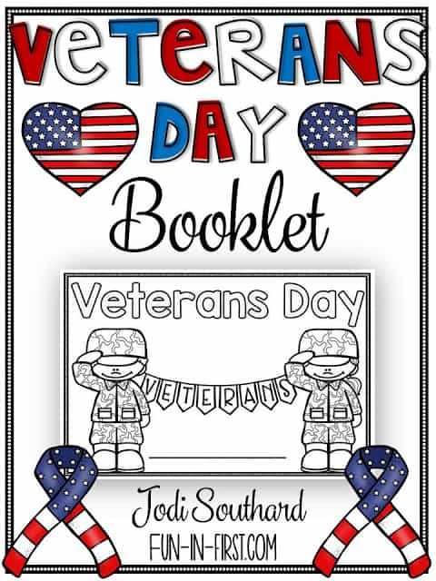https://www.teacherspayteachers.com/Product/Veterans-Day-Booklet-165349
