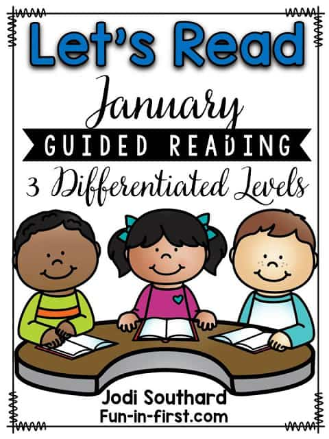 https://www.teacherspayteachers.com/Product/Guided-Reading-January-2257039