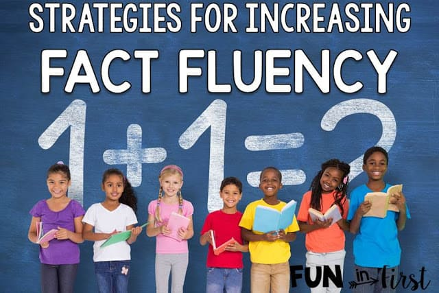 Tips for Teaching Fact Fluency