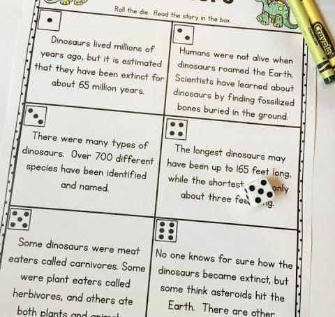 Nonfiction Fluency