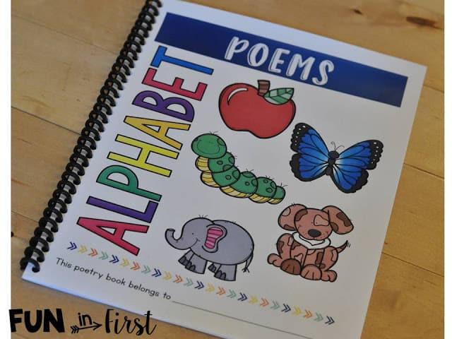 Alphabet Poetry