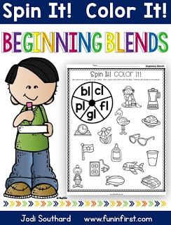 https://www.teacherspayteachers.com/Product/Beginning-Blends-Spin-It-Color-It-2625945