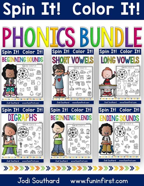 https://www.teacherspayteachers.com/Product/Phonics-Spin-It-Color-It-Bundle-2625938