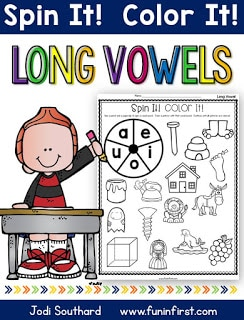 https://www.teacherspayteachers.com/Product/Long-Vowel-Spin-It-Color-It-2625957
