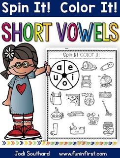 https://www.teacherspayteachers.com/Product/Short-Vowel-Spin-It-Color-It-2625955