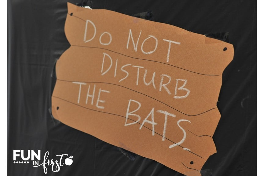 Students will love these Bat Cave ideas and activities from Fun in First.