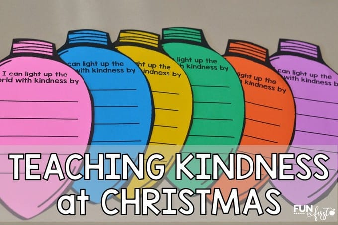 Teaching Kindness at Christmas