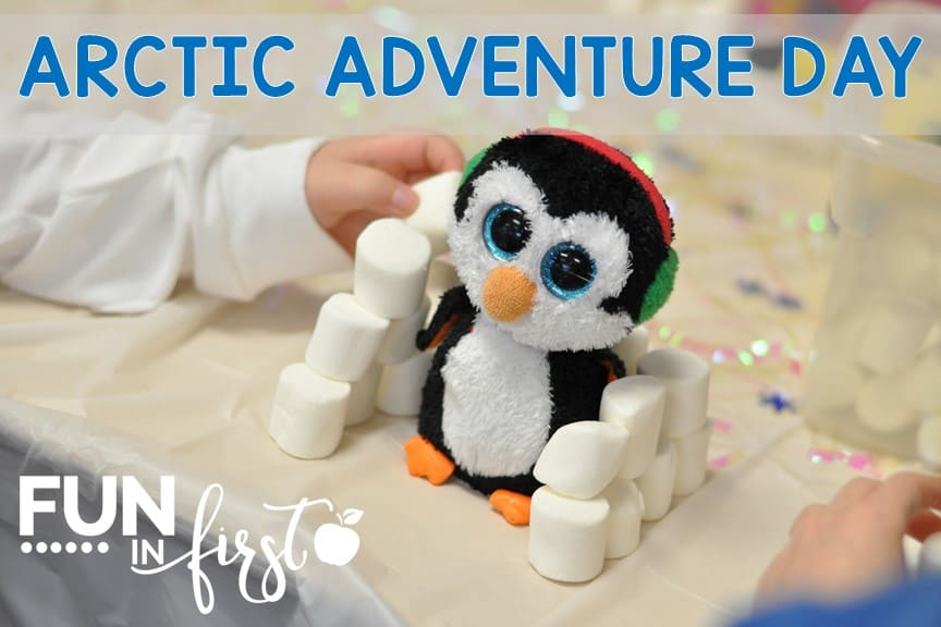 Great ideas for transforming your classroom into an Arctic Adventure.