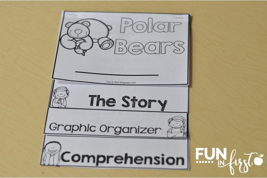 These Flip and Read books are a fun way to work on reading fluency and comprehension.