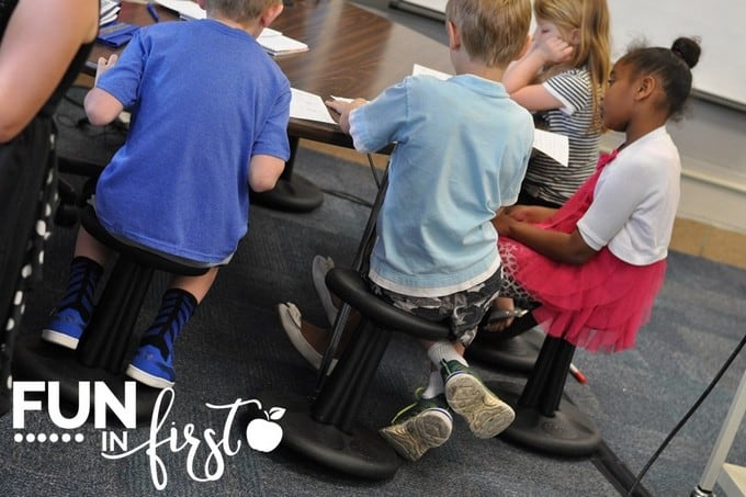5 Ways to Allow Movement in your Classroom.