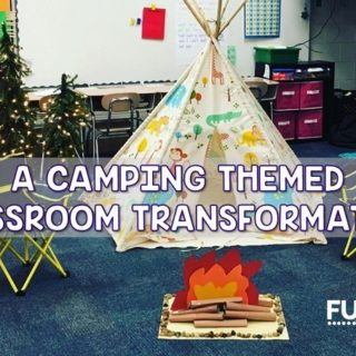 This is the perfect way to transform your classroom into a campground for the day. These academic based activities make for such a fun learning day.