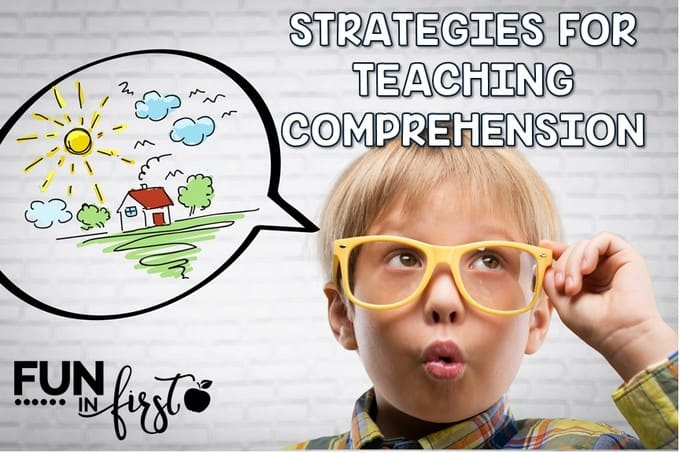 Comprehension skills are such an important part of reading instruction. These strategies are easy to implement into any classroom.