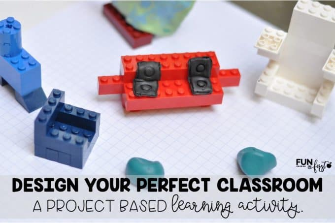 Design Your Perfect Classroom – A Project Based Learning Activity