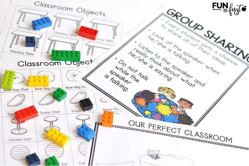 This Project Based Learning activity allows your students to critically think about what would be the best learning environment for them and their classmates. Students will work together through 10 steps to complete a model of a their perfect classroom.