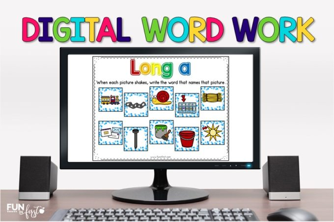Digital Word Work