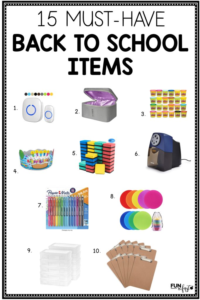 These must-have items for teachers are perfect for this coming school year.
