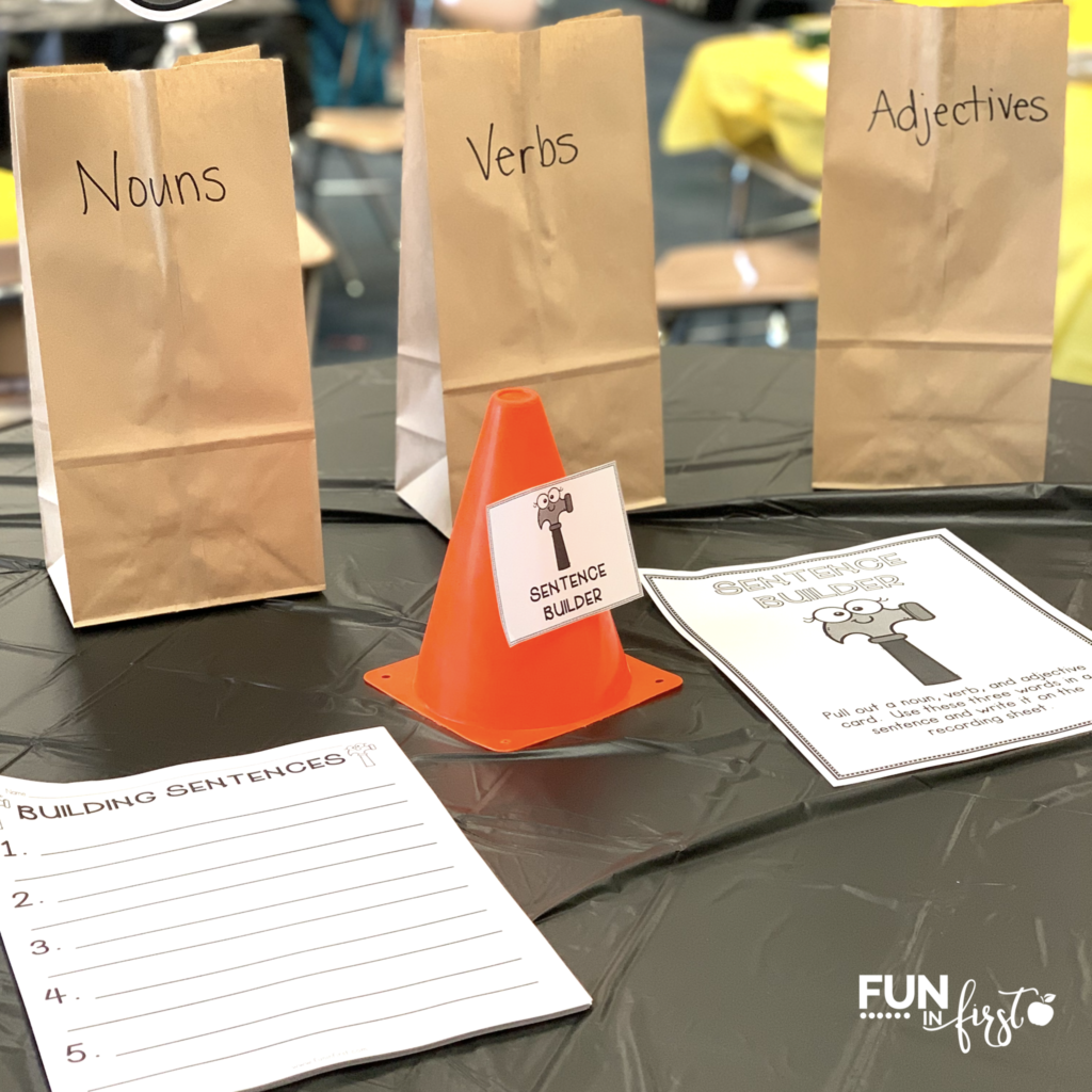 Do you need to spice up your teaching? Transform your classroom into a Construction Site for the day with this Construction Day packet. Your students will love completing construction themed academic tasks. Students will work on reading, math, and writing throughout the day.