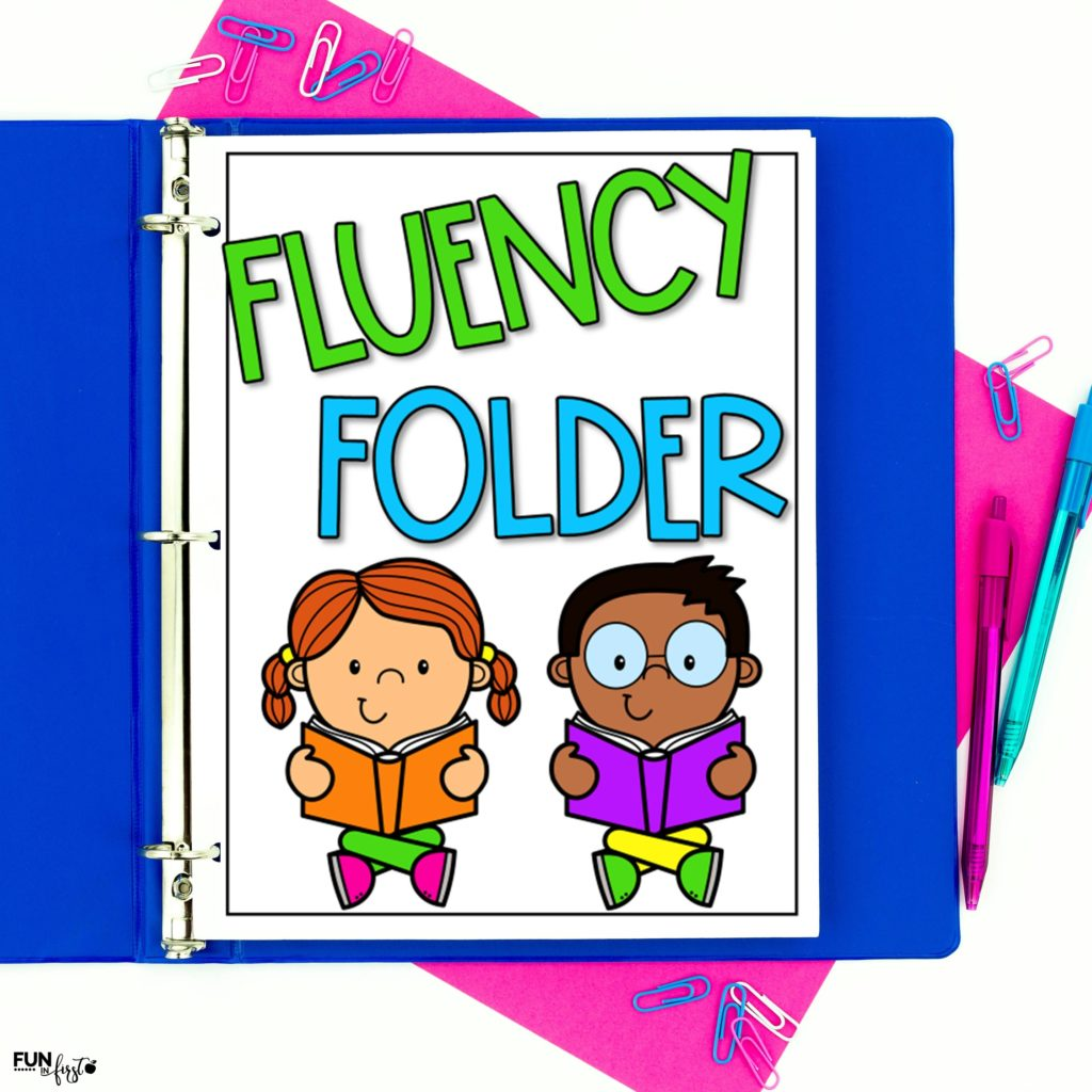 The Importance of Using Fluency Folders in the Classroom